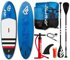 Fanatic Fly Air inflatable 10.4 SUP Stand up Paddle Board Set Angebot 2018