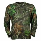 Gamehide Elimitick Bug Repelling Tech Camo Hunting ShirtShirts & Tops - 177874