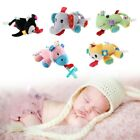 Baby Nipple Toys Pacifier Clips Lovely Stuffed Animals Hang Feeding Holder Plush