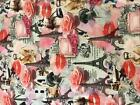 Luxury Digital Printed Cotton Fabric Material - TAILOR MADE