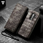 Fr Samsung Galaxy S9/S9 Plus Leather Removable Wallet Flip Card Phone Case Cover