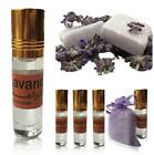 NEW Pure Lavender Perfume Roll On Block Block Moroccan Oil Fragrance Natural
