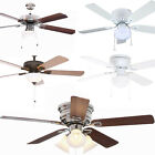 how to install a ceiling fan light - CEILING FAN w/ Light Kit Multi-Color Easy-Install Mounting System Electric Fans