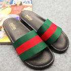 Summer Mens Beach Slipper Shoes Flat Flip Flops Non Slip Open Toe Casual Sandals