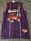 Vince Carter Retro Toronto Raptors Nike NBA Jersey Mens HWC Throwback Swingman