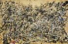 Jackson Pollock - Number 1A, 1948 HD Print on Canvas Wall Picture Multisize