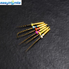 Endodontic Endo X-Pro Gold NITI Files EASYINSMILE Large Taper Gold Treament File <br/> USA Stock, 6 pcs/pack, Not STERILE, High Quality, CE