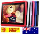 7  Android 4.4 Quad Core Kids Tablet PC Dual Camera  WiFi  + Q88, SALE. 7inch