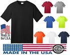 100% MADE IN THE USA New Men&#039;s T-Shirt Sizes Small - 4XL Adult All American Tee <br/> Sustain jobs in USA! Short / Long Sleeve and Pocket