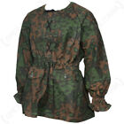 WW2 German Oakleaf Camo Reversible Smock - Repro Army Camouflage Elite New