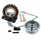 Kit Flywheel Stator Puller Gasket For Arctic cat 400 4x4 Auto FIS LE 2005 2006