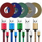 LOT 10FT USB-C Type-C Data Sync Charger Charging Cable Samsung Galaxy Note9/8 S9