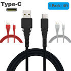 USB-C Type C FAST Charging Sync & Charger Cable For Samsung Galaxy Note 8 S9 S8