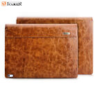 Luxury ICARER GENUINE Leather Case Cover For Microsoft Surface Book 1 2 3 13.5''