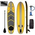 "10ft Surf Paddle Boards iSUP Package ""Adventurer 2"" Beginner Surfing Board Pump"