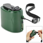 US STOCK Travel Phone Emergency Charger Dynamo Hand USB Mobi