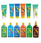 NO-AD Sun Protection Lotion UVA UVB Water Sweat Resistant Sunscreen Aftersun Oil