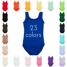 The Leotard Boutique Sleeveless Tank Leotard for Infants, Toddlers  Girls