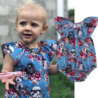 US STOCK Newborn Baby Girl Clothes Star Wars Romper Bodysuit Outfit Sunsuit 0-2Y $6.99 USD on eBay