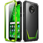 For Motorola Moto G6 Rugged Case Poetic Guardian Shockproof TPU Cover 4 Colors