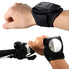 Cycling Bicycle Bike Wrist Rearview Mirror Guards Wristbands Back Eye