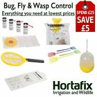 Wasps, Flies, Moths and Bug Control - full range to stop pests