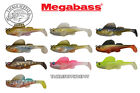 Kyпить Megabass Dark Sleeper Weedless Paddletail Swimbait 3in 1/2oz - Pick на еВаy.соm