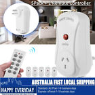 DC 12V Smart Socket Switch Outlet Remote Control Home Power Outlet Point AU