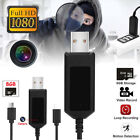 8GB 1080P USB Charge Cable Spy Camera Phone Data Line Hidden HD Video Record #e $29.56 USD on eBay