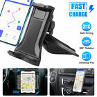 "Universal Adjust Car CD Slot Mount Holder for 7""-12"" iPad/Galaxy Tab/Tablet/GPS"