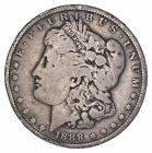 Early 1888-O Morgan Silver Dollar - 90% US Coin *263