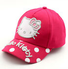 Cartoon Kids Boys Girls Baseball Hat Fashion Childrens Sports Peaked Flat Cap
