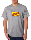 USA Made Bayside T-shirt It's A Kansas Thing You Wouldn't Understand State