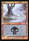 MTG - Odyssey - Swamp #341 - Foil - Various Conditions