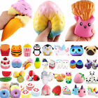 Cute Stress Reliever Aid Gift Jumbo Slow Rising Squishies Squishy Squeeze Toy on eBay