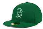BOSTON RED SOX ST. PATTY'S DIAMOND ERA New Era 59Fifty MLB Fitted Cap Hat on Ebay
