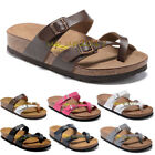 Birkenstock Mayari Birko Flor Sandals Womens Shoes EVA Sole Block EUR 34 44 New