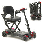 Drive Automatic Folding Electric Travel Mobility Scooter Shoprider 4 Wheeled
