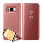 For Samsung Note 9/S8/S9 + Luxury Magnetic Flip Leather Wallet Stand Case Cover <br/> Smart Case ✅ In-Built IC Chip ✅ Auto Sleep / Wake ✅UK