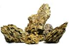 Dragon Stone Ohko Aquascaping Aquarium Rocks by Aqualexs