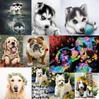 Dogs 5D Diamond Painting Embroidery Animals Cross Stitch Craft DIY Art Kit Decor