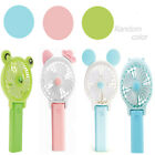 Personal Handheld Fan Cooling USB Rechargeable Travel Fordable Mini Fan personal