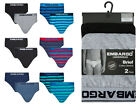 New Mens Embargo Briefs Cotton Rich Multipack Quality Underwear Gift Idea Cheap