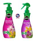 Miracle-Gro Orchid Plant Food Concentrate Pump Mist Spray Indoor Outdoor 236 ml