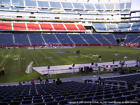 1 New England Patriots v GB Packers 11/4/18  40 YARD LINE LOWER LEVEL ROW 10 on eBay