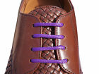 Mens Coloured Thin Waxed Shoelaces 70cm or 95cm For 4 5 6 eyelet Shoes 9 Colours