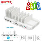Unitek Multi Charging Station Multi Port USB Adapter Desktop Multi Charger Hub