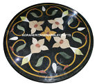 Marble Dining Table Top Pietradura Floral Work Patio Home Decorative Gifts H922