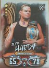 Topps Slam Attax Live Champion Rivals Raw 25 cards 2018 numbers 1-80