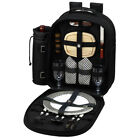 Deluxe Equipped 2 Person Picnic Backpack